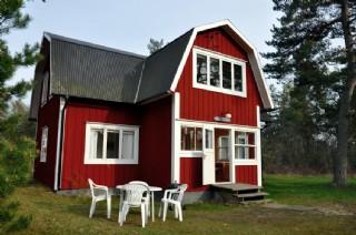 hütte in schweden